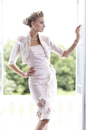 ISL358 Dress & Jacket -  (Ian Stuart)