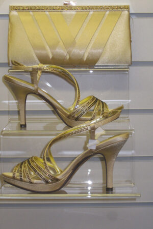 FLR221 ZLR221 Gold -  (Shoes)
