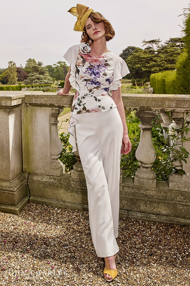 how to dress garden party